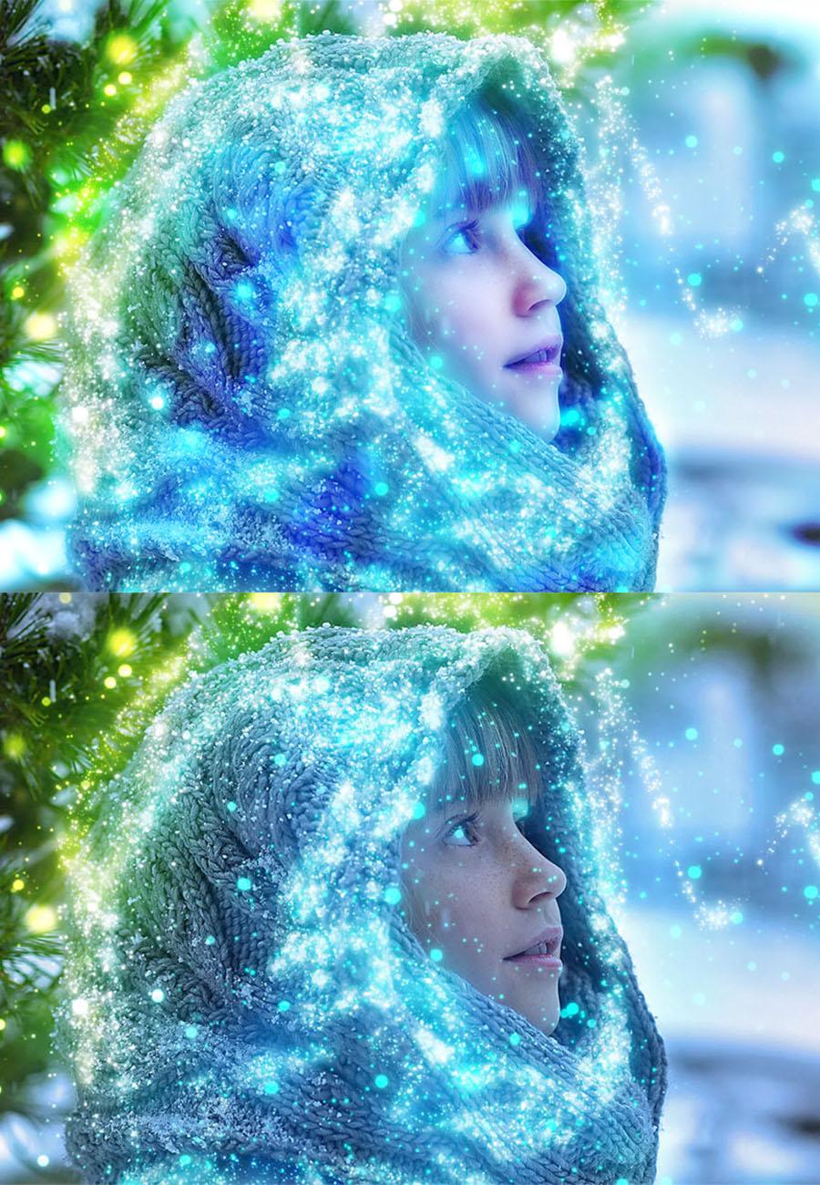 تاثیرGlow Effect در عکس